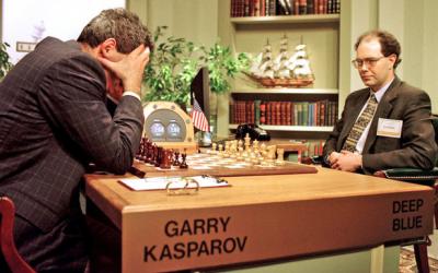 ¿Qué tiene en común Kasparov con ciberseguridad?