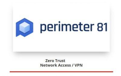 DotForce Presenta la Red de Perimeter 81 como Network as a Service