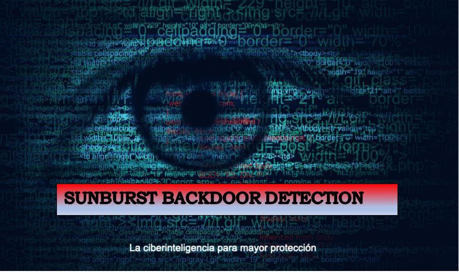 Soluciones de protección contra SUNBURST y ataques similares