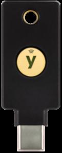 Yubikey 5C NFC DotForce