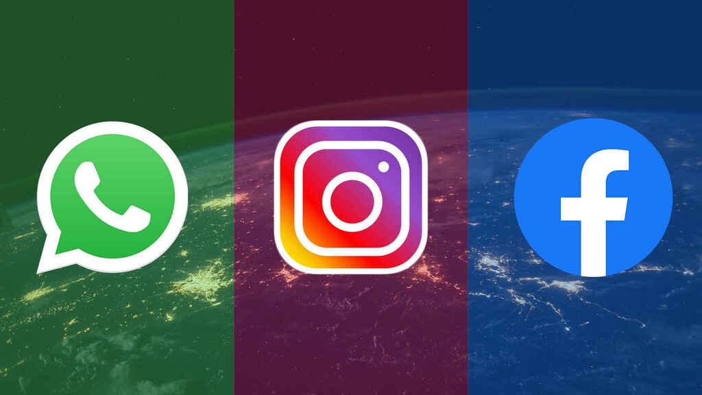 ¿Qué pasó con Facebook, Instagram y WhatsApp?